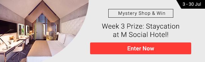 Mystery Shop & Win