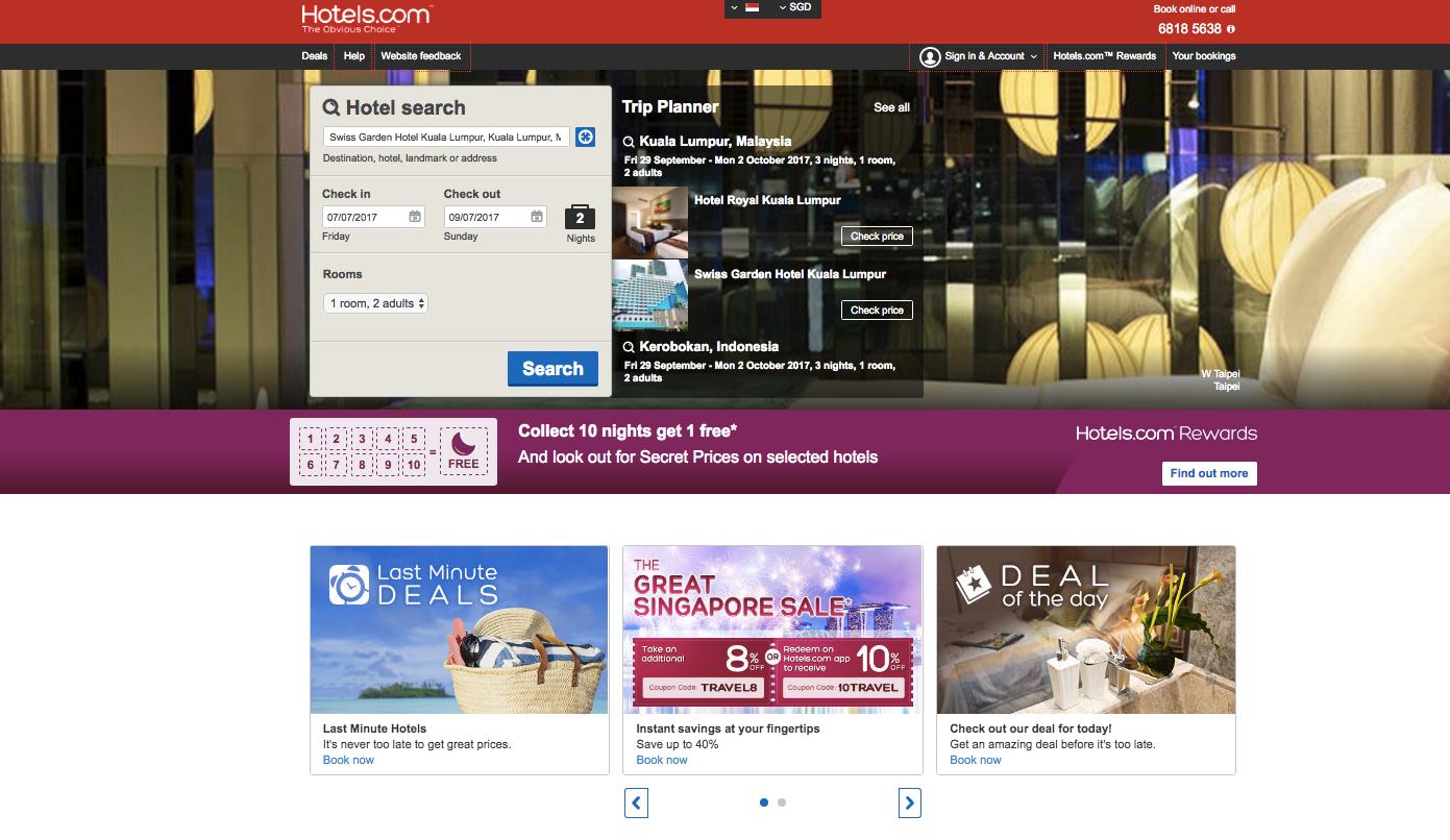 Singapore Hotels-com