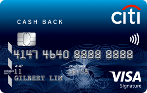 Citibank Citi Cash Back Card Promos