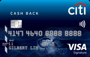 Citibank Citi Cash Back Card Promos