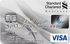 Standard Chartered Business Platinum Promos