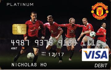 Maybank Manchester United Platinum Promos