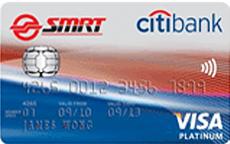 Citibank SMRT Platinum Visa Promos