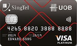 UOB Singtel-UOB Card Promos