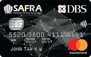 SAFRA DBS Card Promos