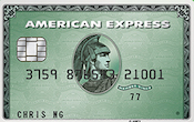 American Express Personal Card Promos
