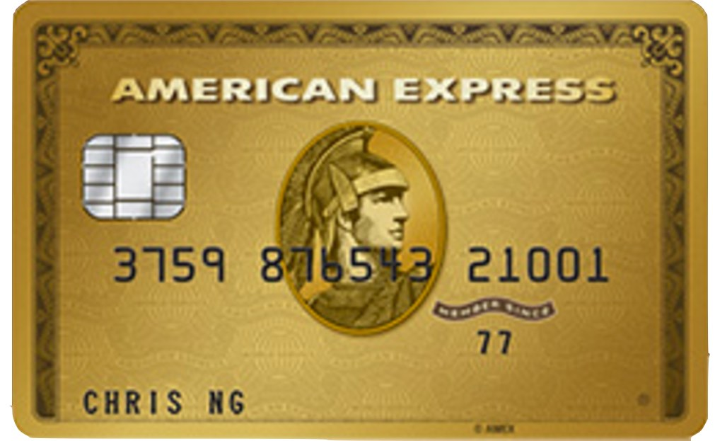 American Express Gold Card Promos