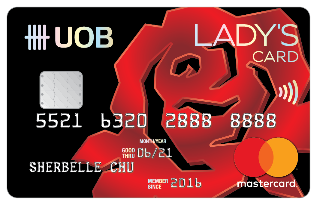 UOB Lady's Card Promos