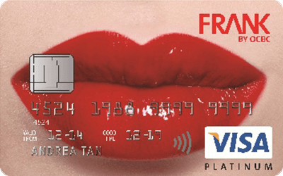 OCBC FRANK Promos