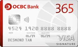 OCBC 365 Promos