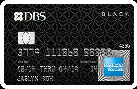 DBS Black American Express Card