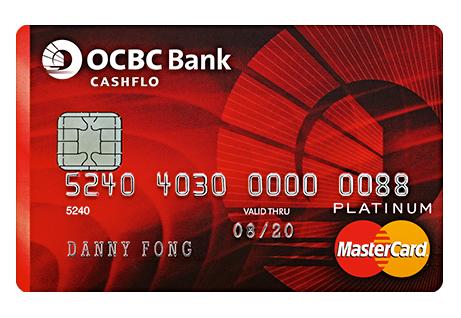 OCBC Cashflo Card