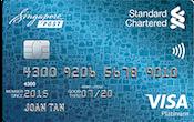 Standard Chartered SingPost Platinum Promos