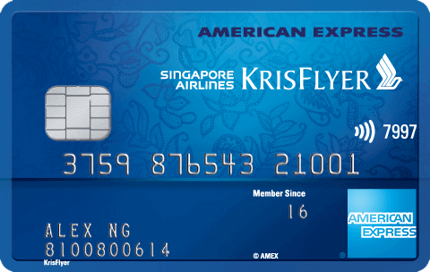 The American Express® Singapore Airlines KrisFlyer Credit Card Promos