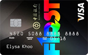 BOC F1RST Card Promos