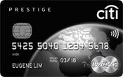 Citi Prestige Card Promos