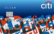 Citi Clear Card Promos