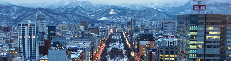 Japan, Sapporo