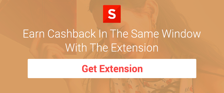 Cashback Buddy Extension