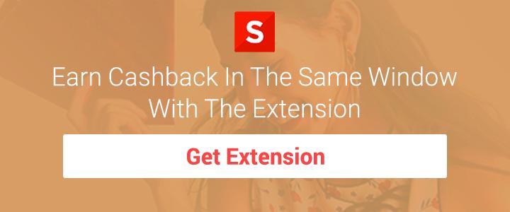 Cashback Buddy Extension