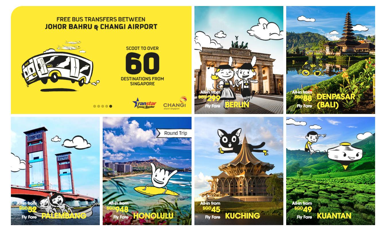 Scoot Promotions