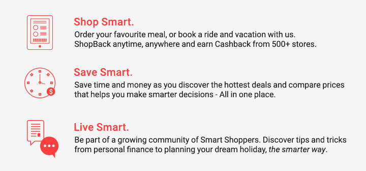 ShopBack the Smarter Way