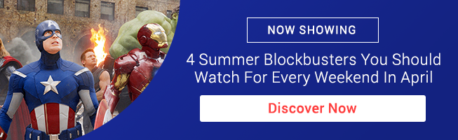 4 Summer Blockbusters