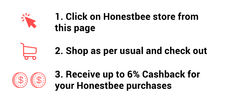 honestbee how it works