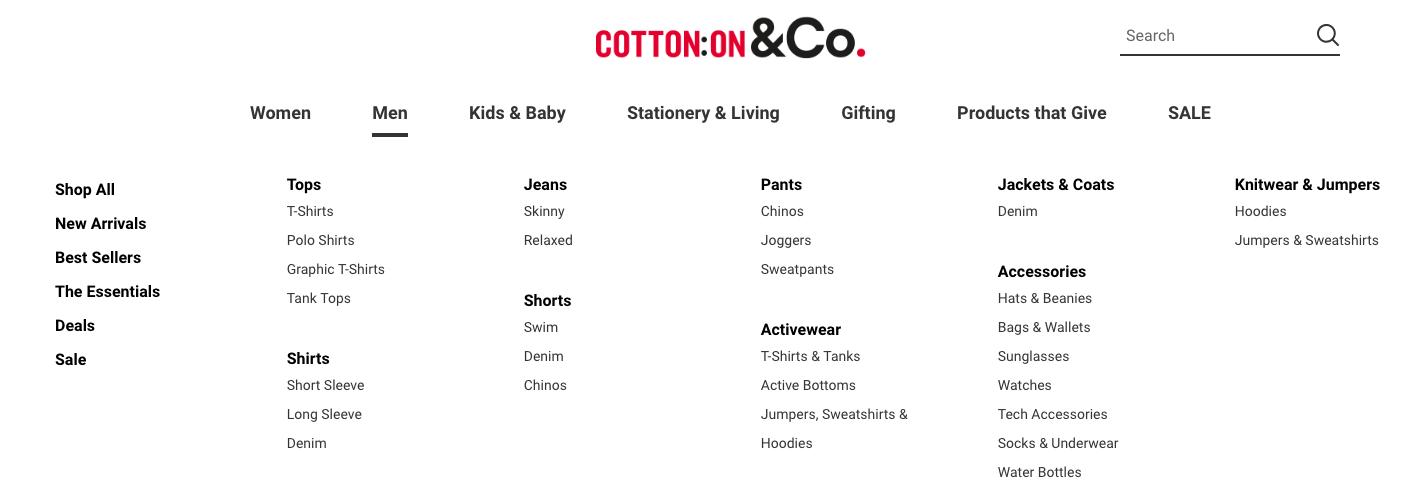 Cotton On Men