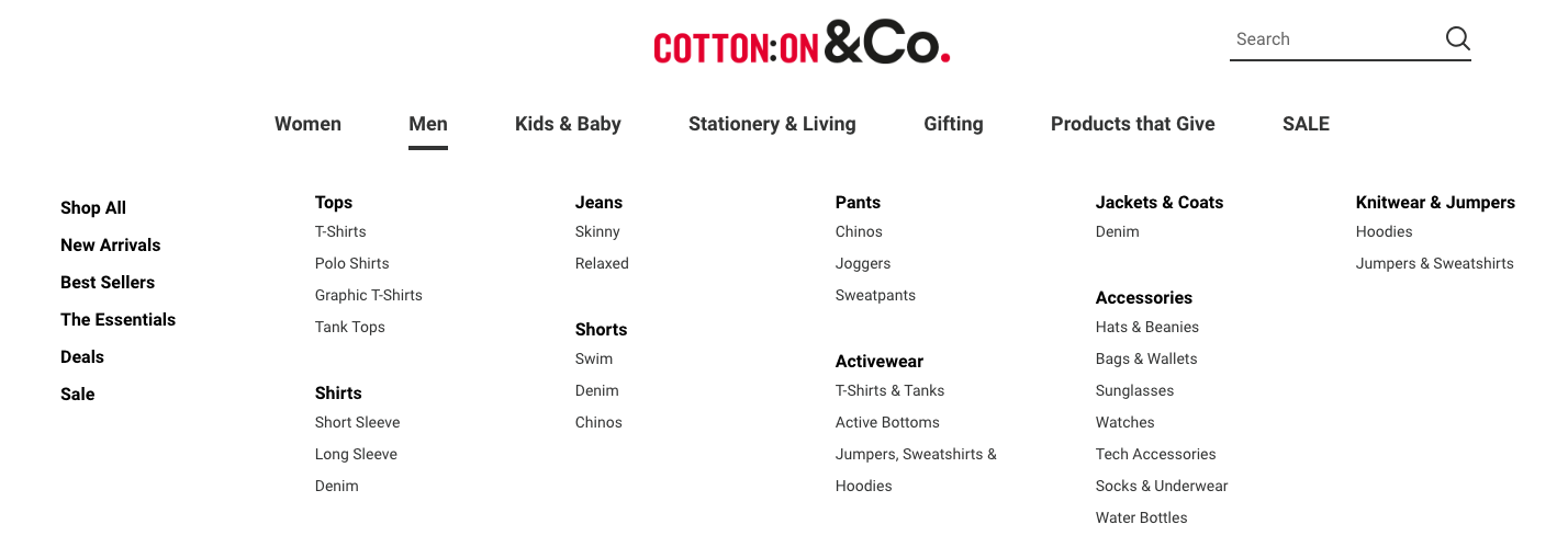 Cotton On Stationery & Living