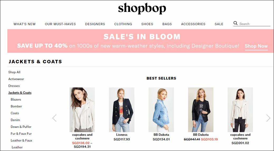 Shopbop Clothes