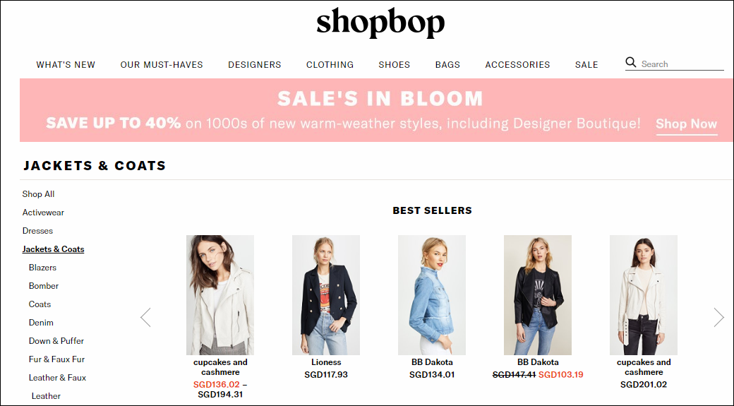 Shopbop Clothes