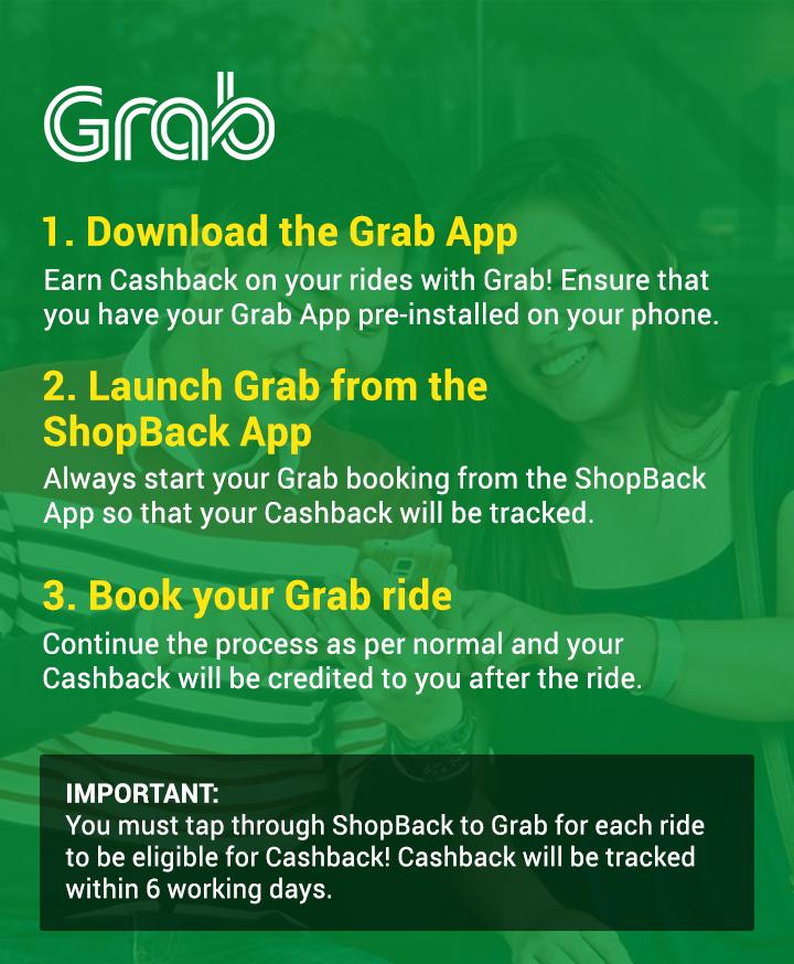 Install Grab App