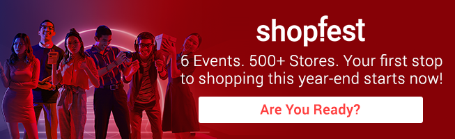 ShopFest 6 Events. 500+ stores.