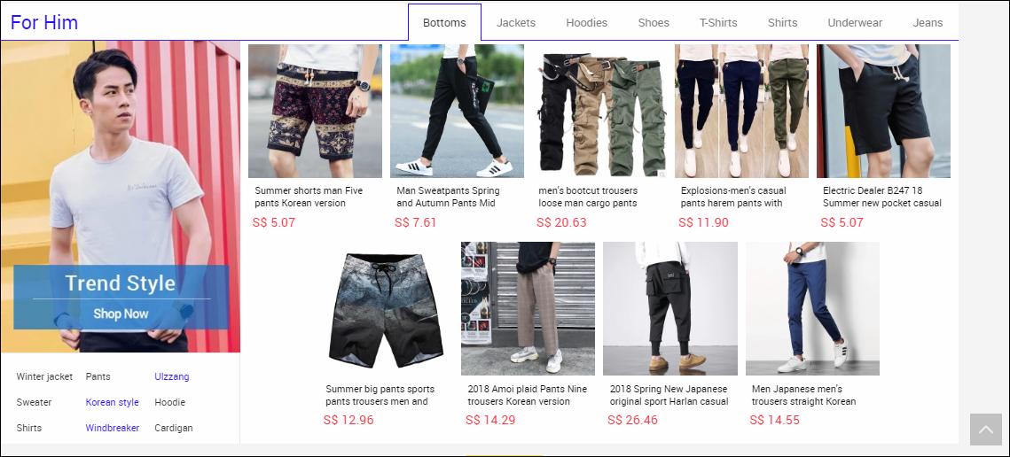ezbuy Trend Style