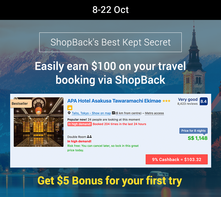 ShopBack's Best Kept Secret