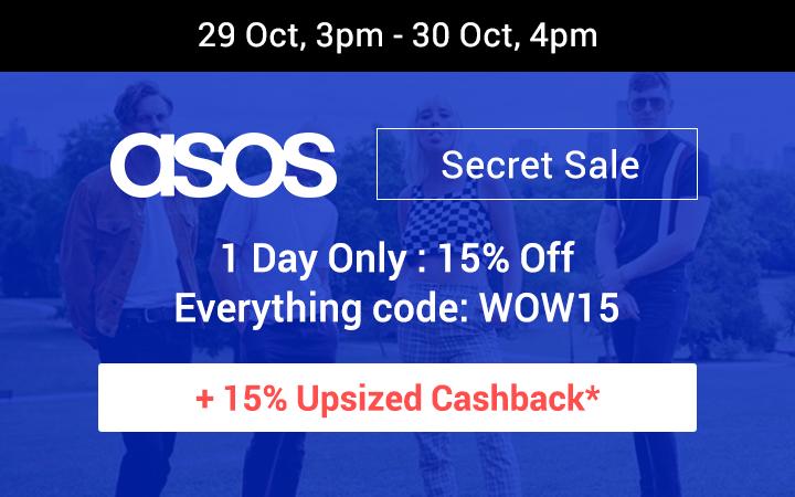 ASOS Secret Sale