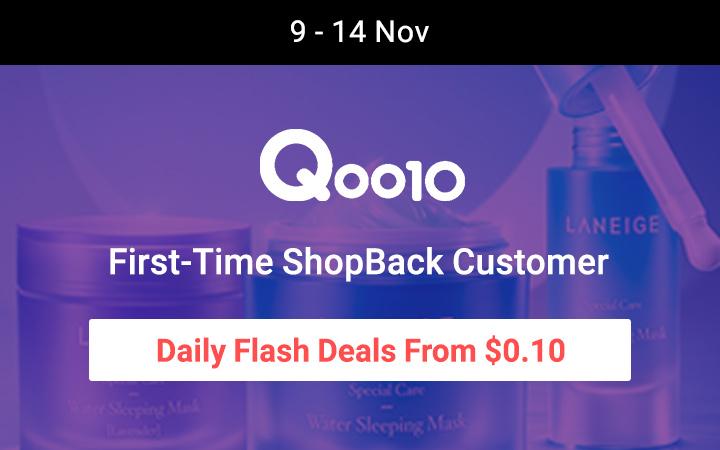 Qoo10 Deals