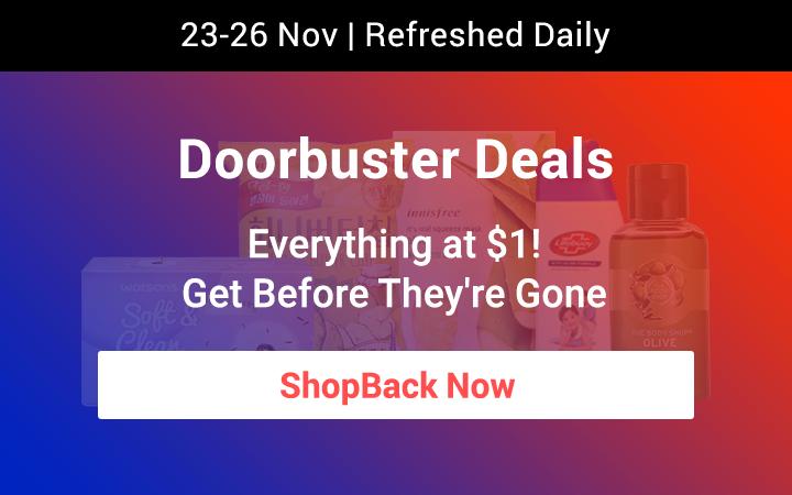 Doorbuster Deals