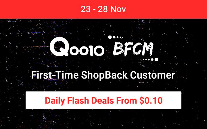 Qoo10 BFCM