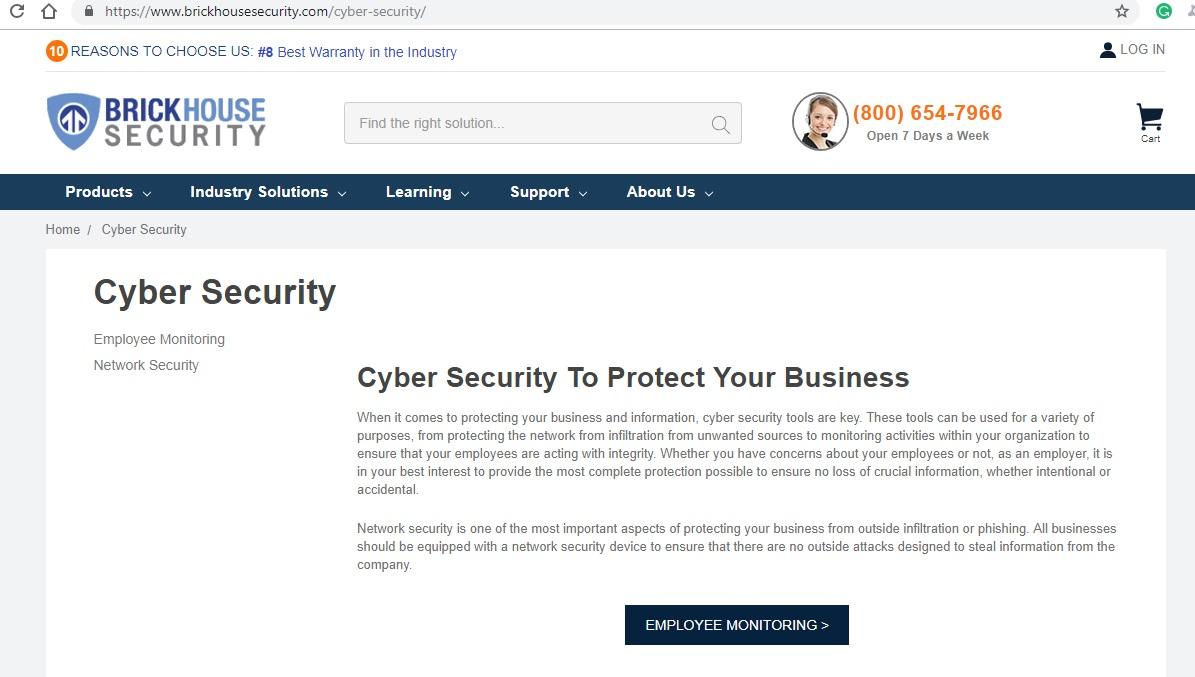 Brickhouse Cyber Security