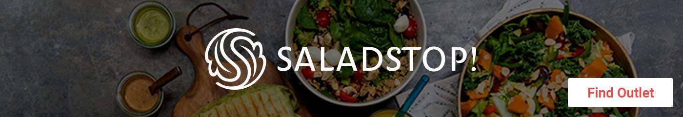First Try Bonus - SaladStop!