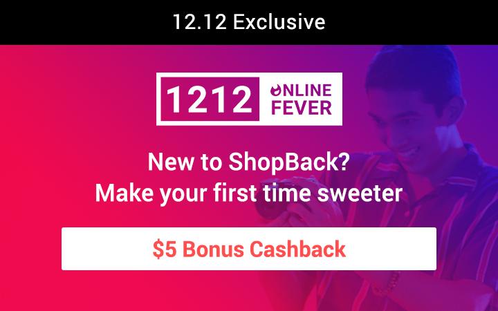 1212 New to ShopBack?