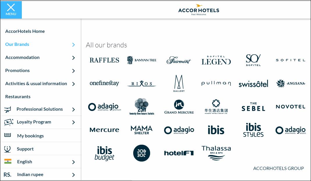 AccorHotels Brands