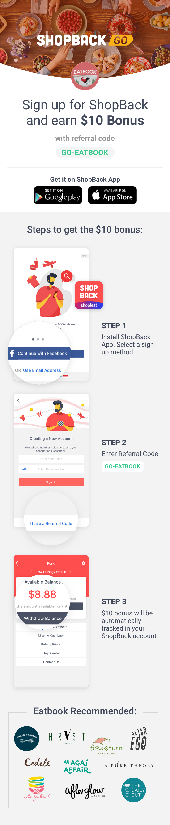 ShopBack GO x Eatbook