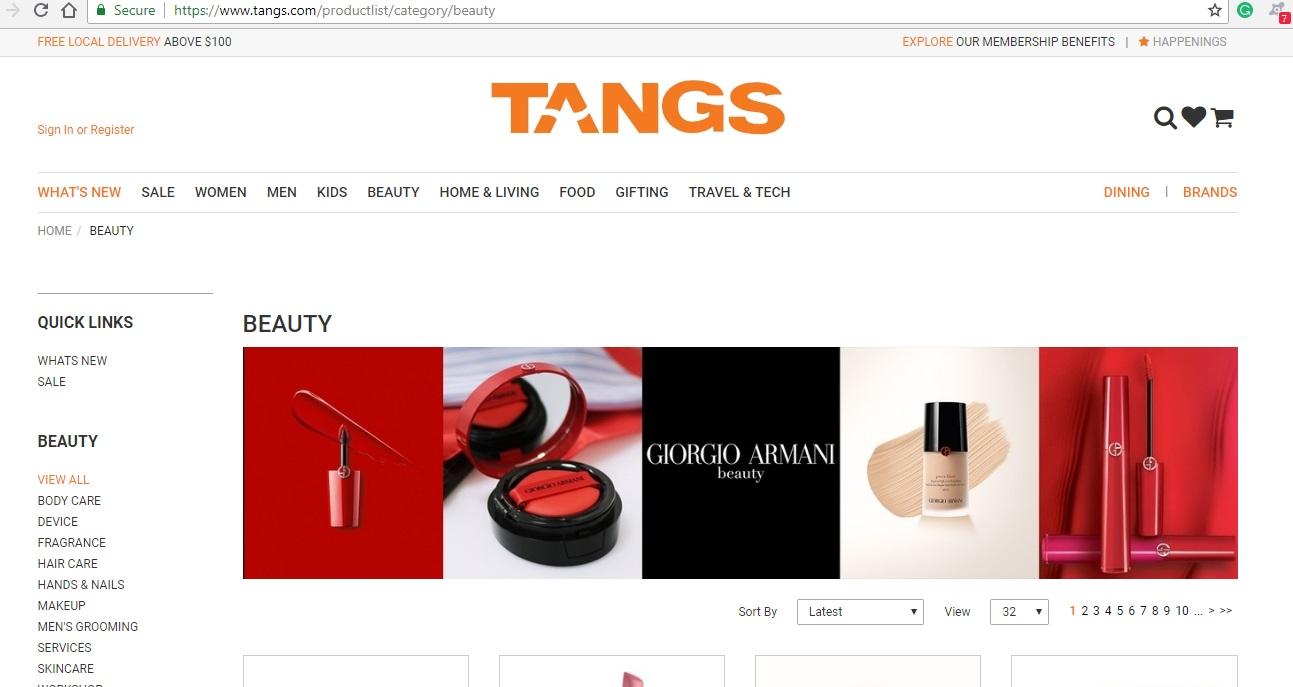 Tangs Beauty