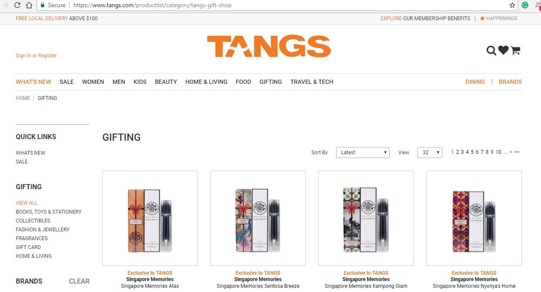 Tang Gifting