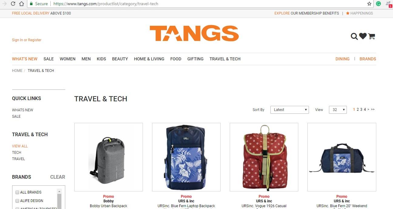 Tangs Tech