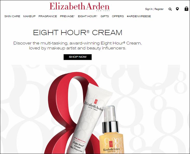 Elizabeth Arden Eight Hour