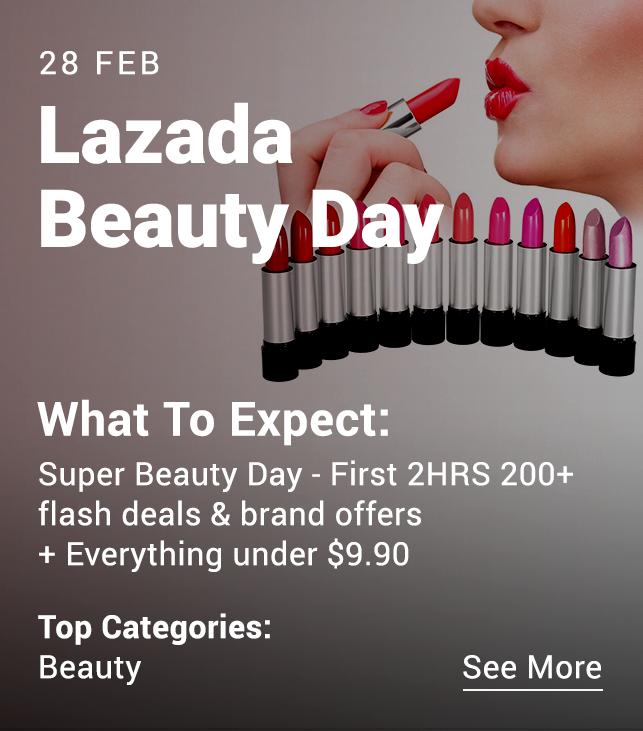 Lazada Beauty Week